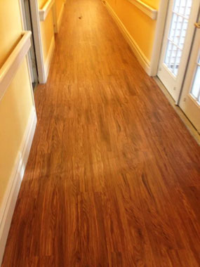 hardwood flooring installed for home in Bath pa