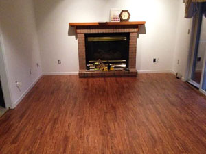 hardwood flooring repair